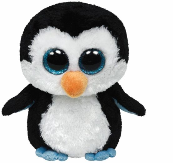 Plus Ty 15cm Boos Waddles Pinguin