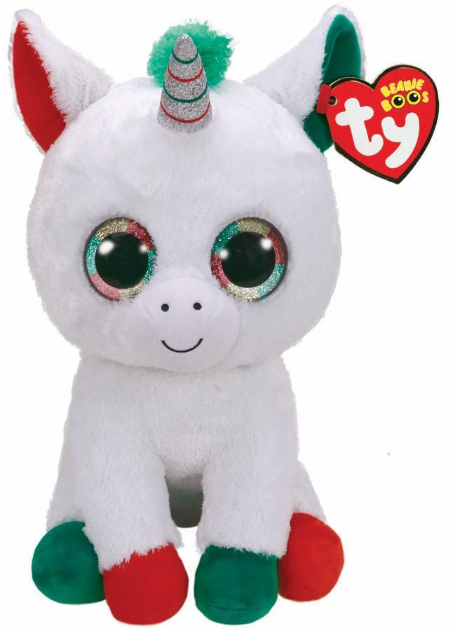 Plus Ty 42cm Boos Unicorn