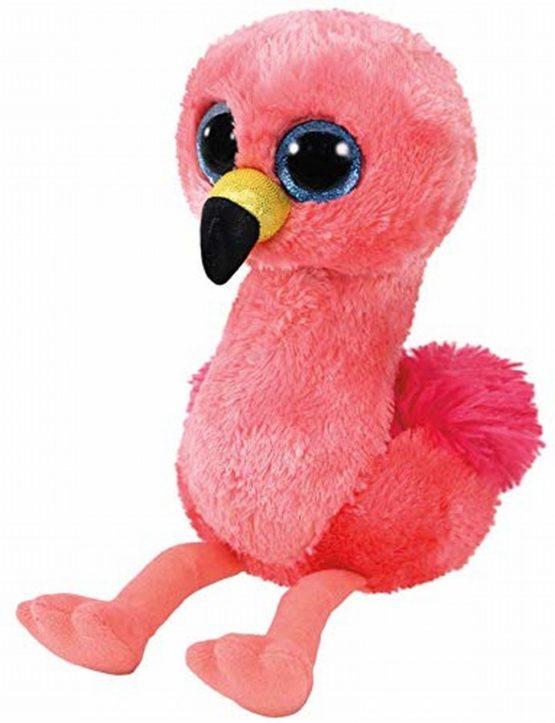 Plus Ty 15cm Boos Gilda Flamingo Roz