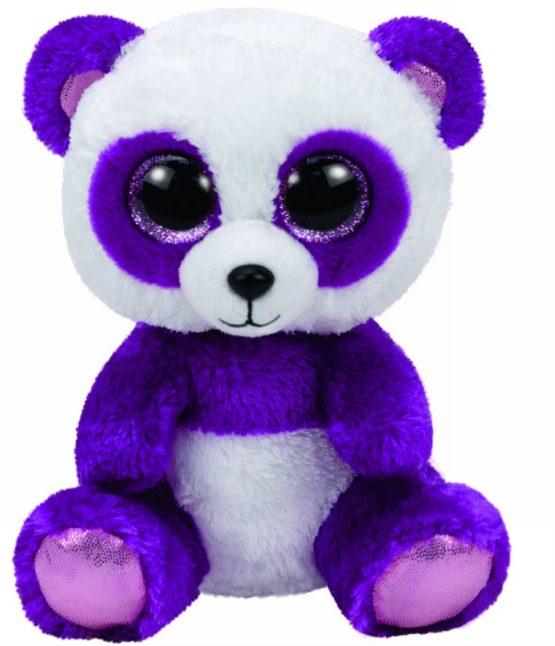 Plus Ty 24cm Boos Ursulet Panda