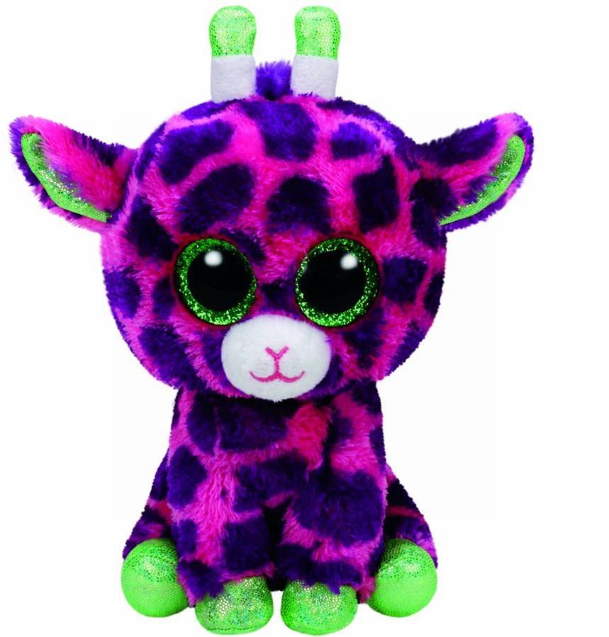 Plus Ty 15cm Boos Gilbert Girafa