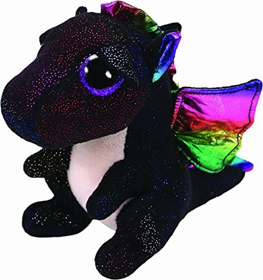 Plus Ty 24cm Boos Anora Dragon Negru