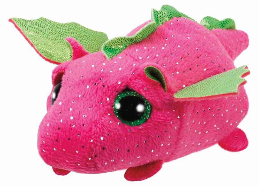 Plus Ty 10cm Teeny Tys Darby Dragon Roz
