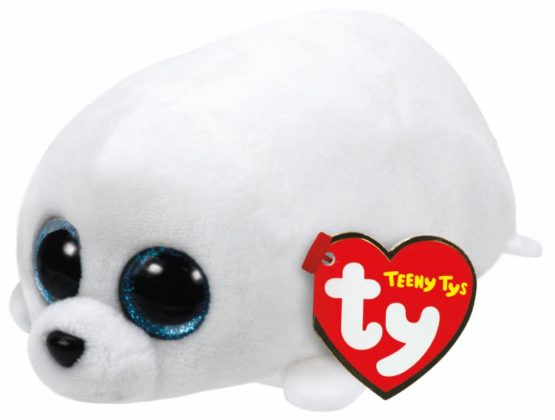 Plus Ty 10cm Teeny Tys Foca Slippery