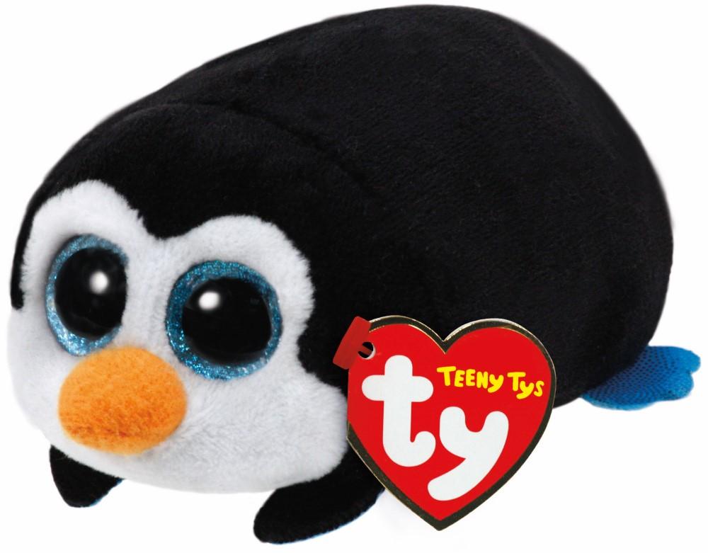 Plus Ty 10cm Teeny Tys Pinguinul Pocket