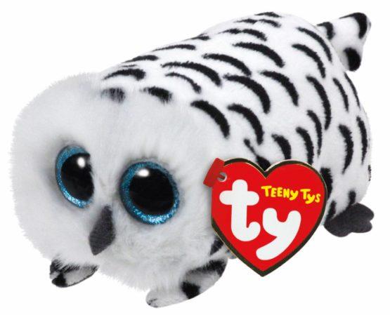 Plus Ty 10cm Teeny Tys Bufnita Nellie