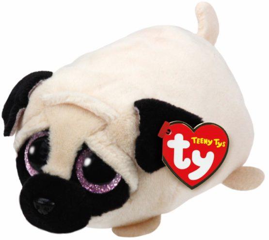 Plus Ty 10cm Teeny Tys Catel Pug