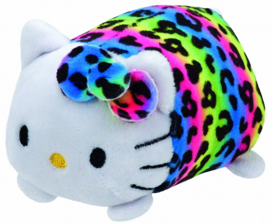 Plus Ty 10cm Teeny Tys Hello Kitty Multicolora