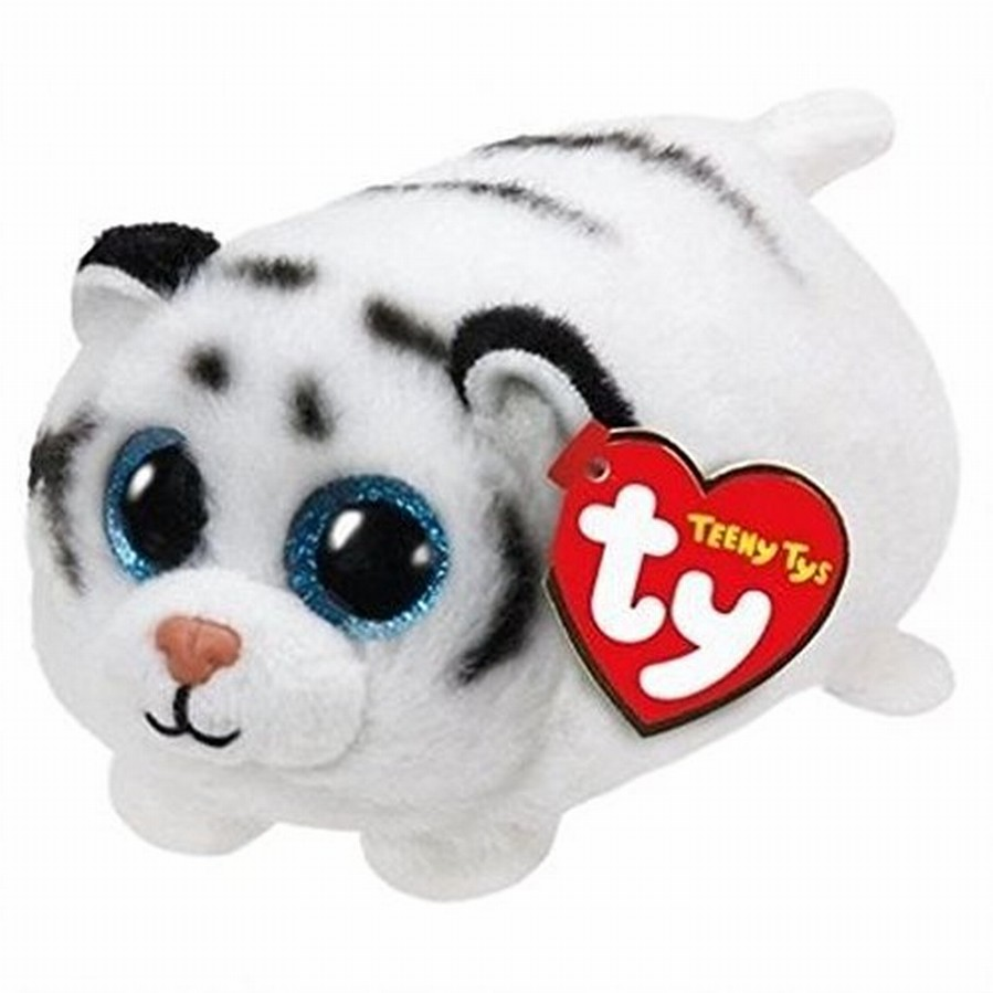 Plus Ty 10cm Teeny Tys Tigrisorul Zack