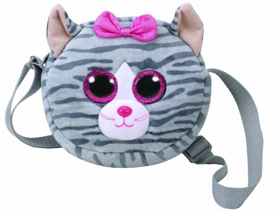 Gentuta De Umar Din Plus Ty 15cm Pisica Kiki