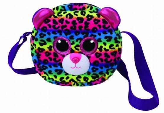 Gentuta De Umar Din Plus Ty 15cm Leopardul Dotty