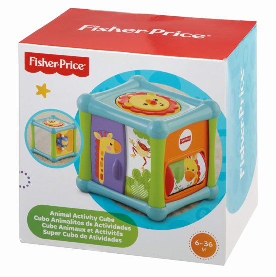 Fisher Price Cub Cu Activitati Animalute