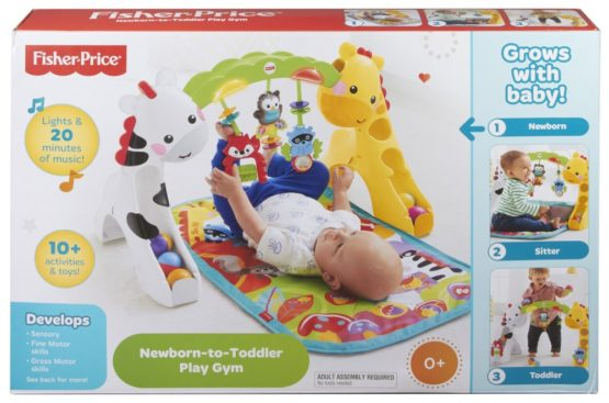 Centru De Activitati 3in1 Fisher Price