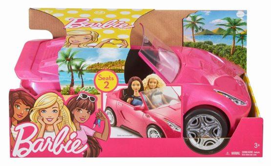 Barbie Masina Decapotabila