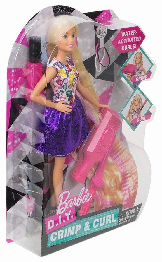 Barbie Fashionista Cu Accesorii De Machiaj