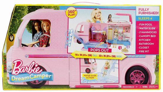 Barbie Masina Rulota
