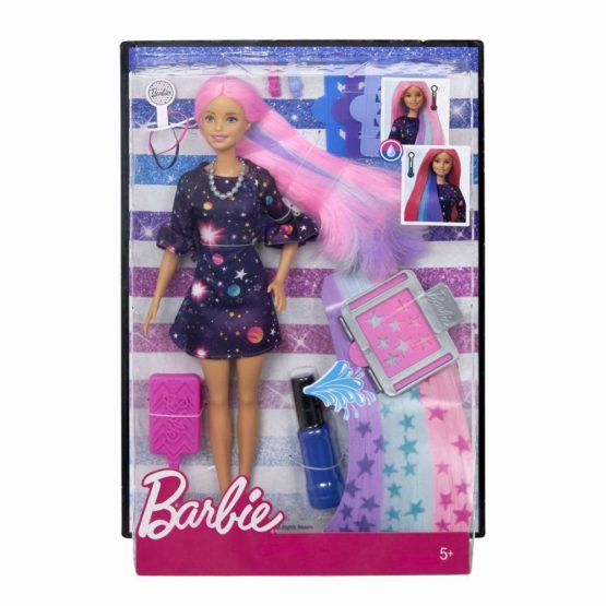 Papusa Barbie Fashionista Fii Hairstilist