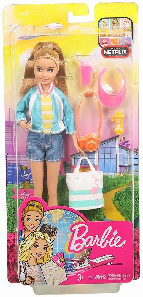 Papusa Barbie Travel Stacie