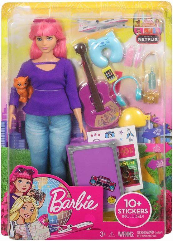 Papusa Barbie Travel Daisy