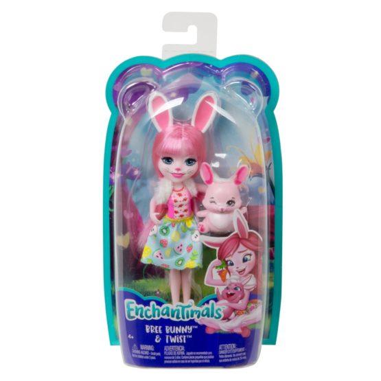 Enchantimals Papusa Bree Bunny