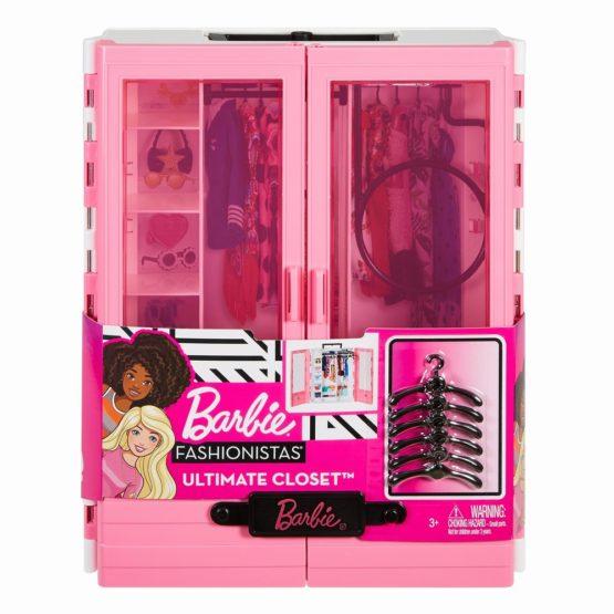 Barbie Dressing Roz