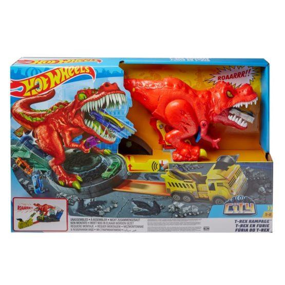 Hot Wheels Set De Joaca T Rex