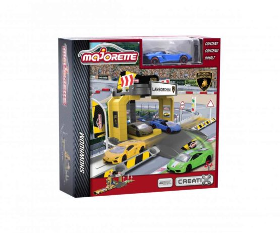 Creatix Lamborghinii Showroom Cu Masina Inclusa