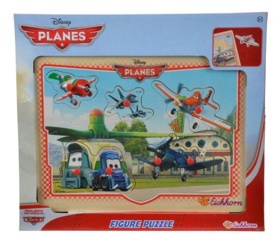 Eh Eichorn Puzzle Lemn Planes