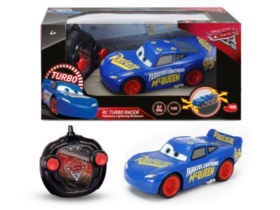 Rc Cars 3 Fabulous Turbo Racer