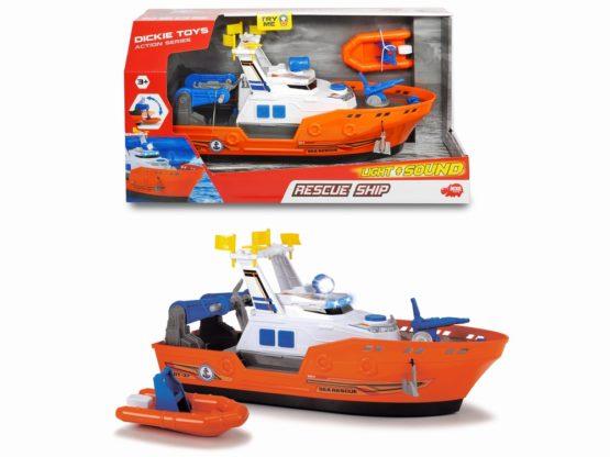 Dickie Vaporasul Harbour Rescue