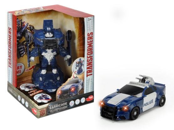 Transformers M5 Robot Luptator Barricade