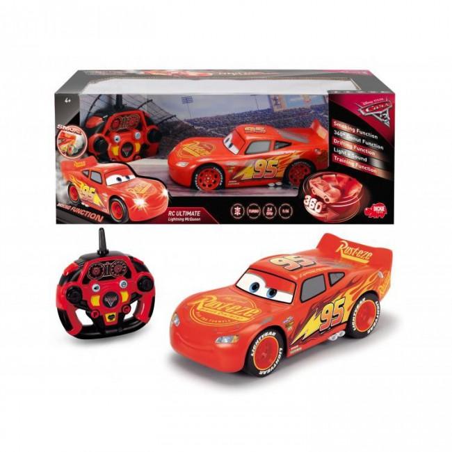 Rc Cars 3 Ultimate Lighting Mcqueen