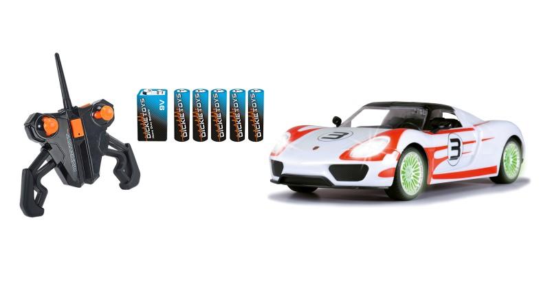 Rc Porsche Spyder Rtr 26cm