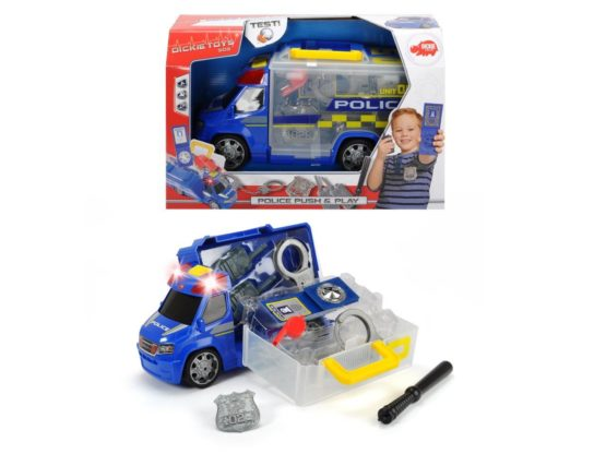 Echipa De Politie Push And Play