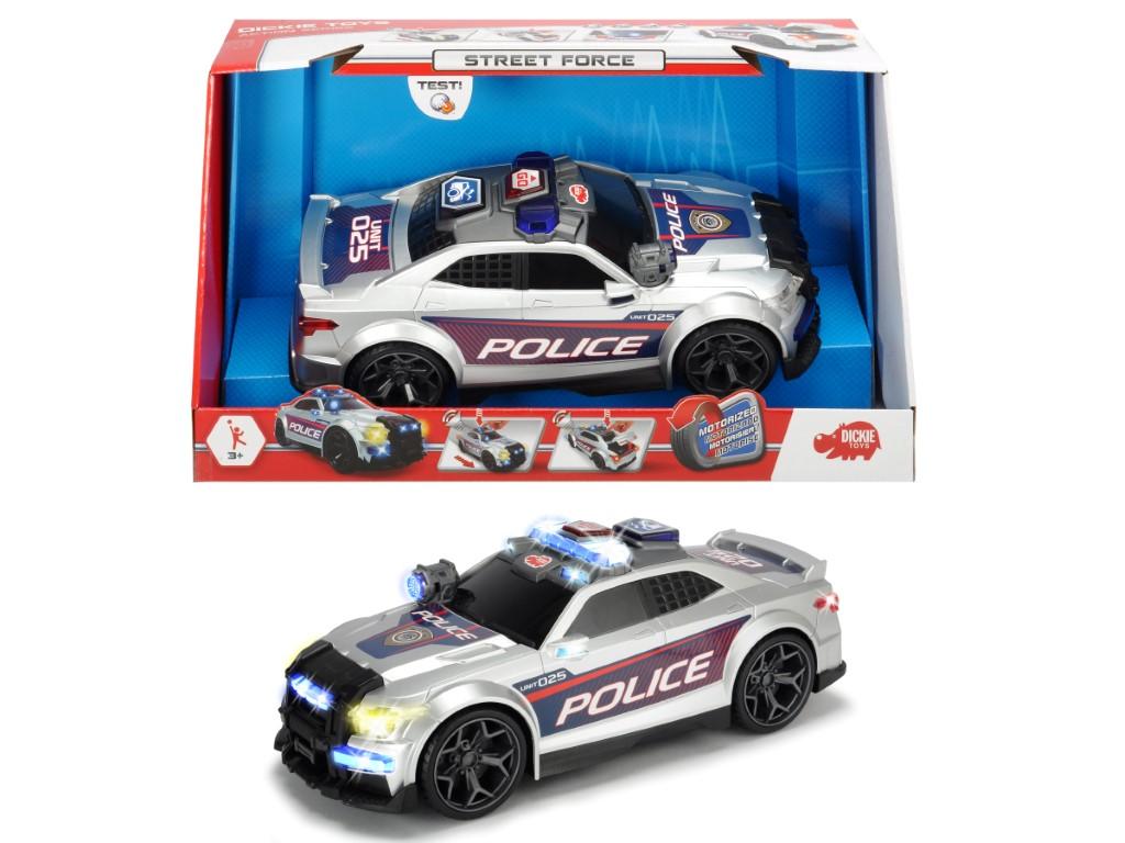 Masina De Politie Street Force