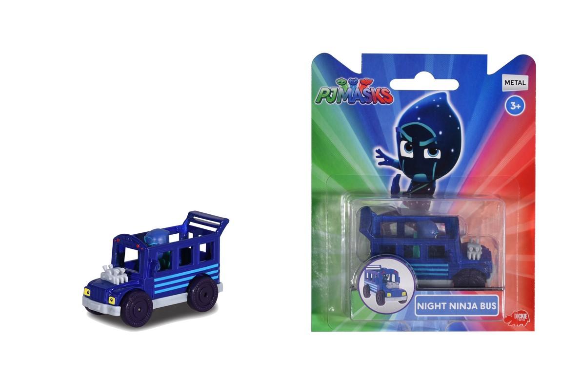Pj Masks Personaj Night Ninja Bus