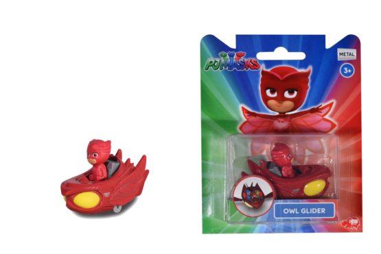 Pj Masks Personaj Owl Glider