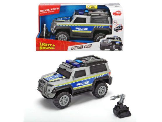 Masina De Politie Suv