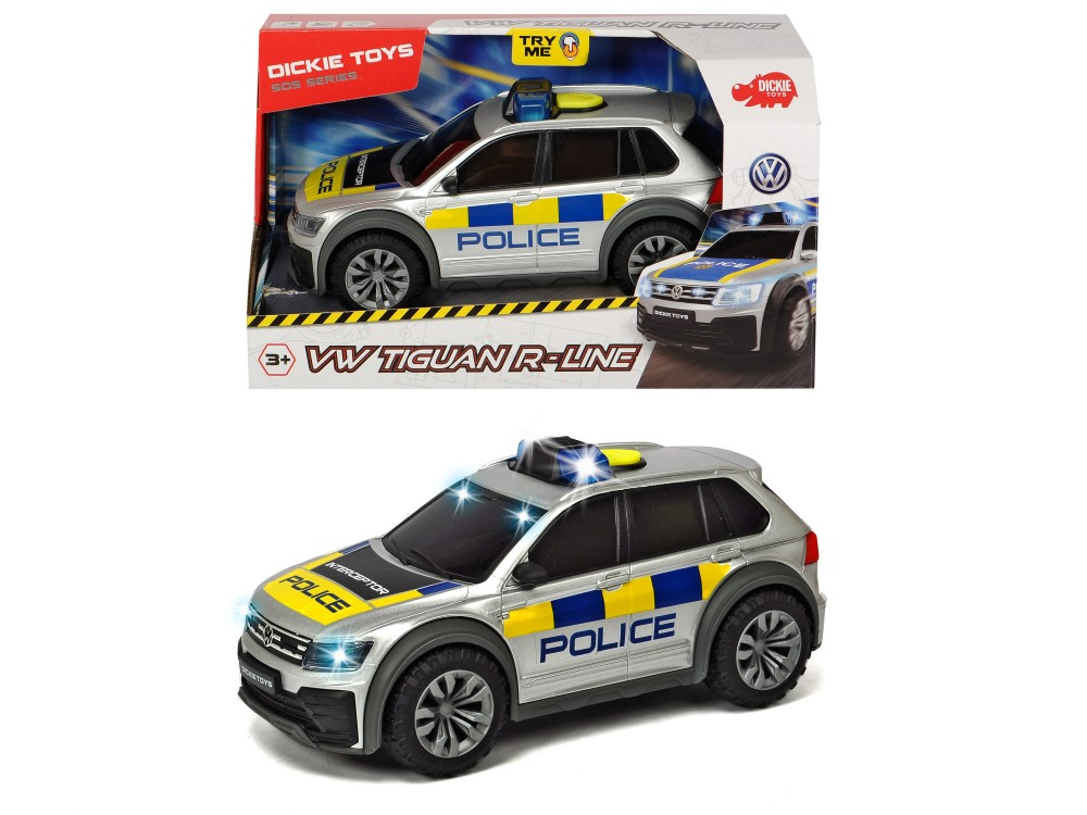 Masina De Politie Vw Tiguan