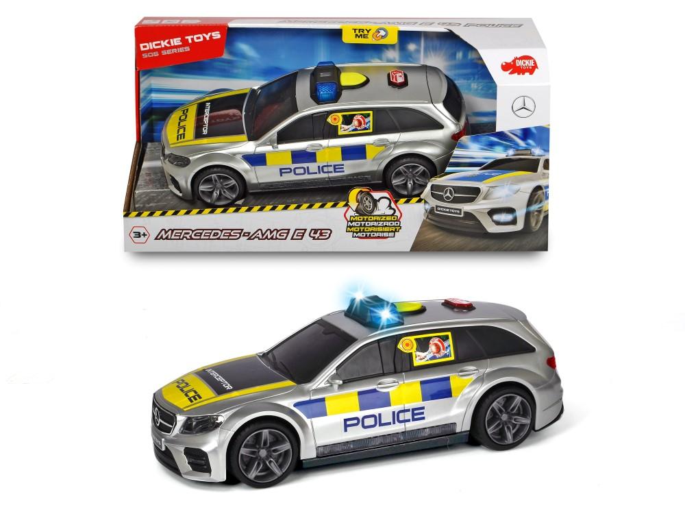 Masina De Politie Mercedes Amg E43