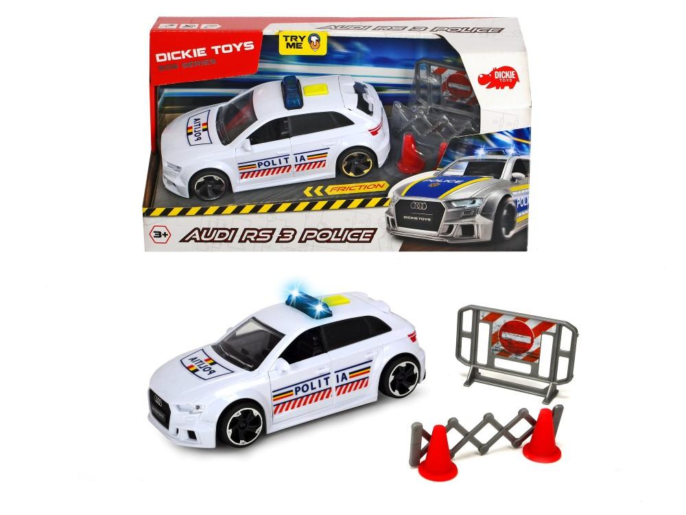 Masina De Politie Audi Rs3