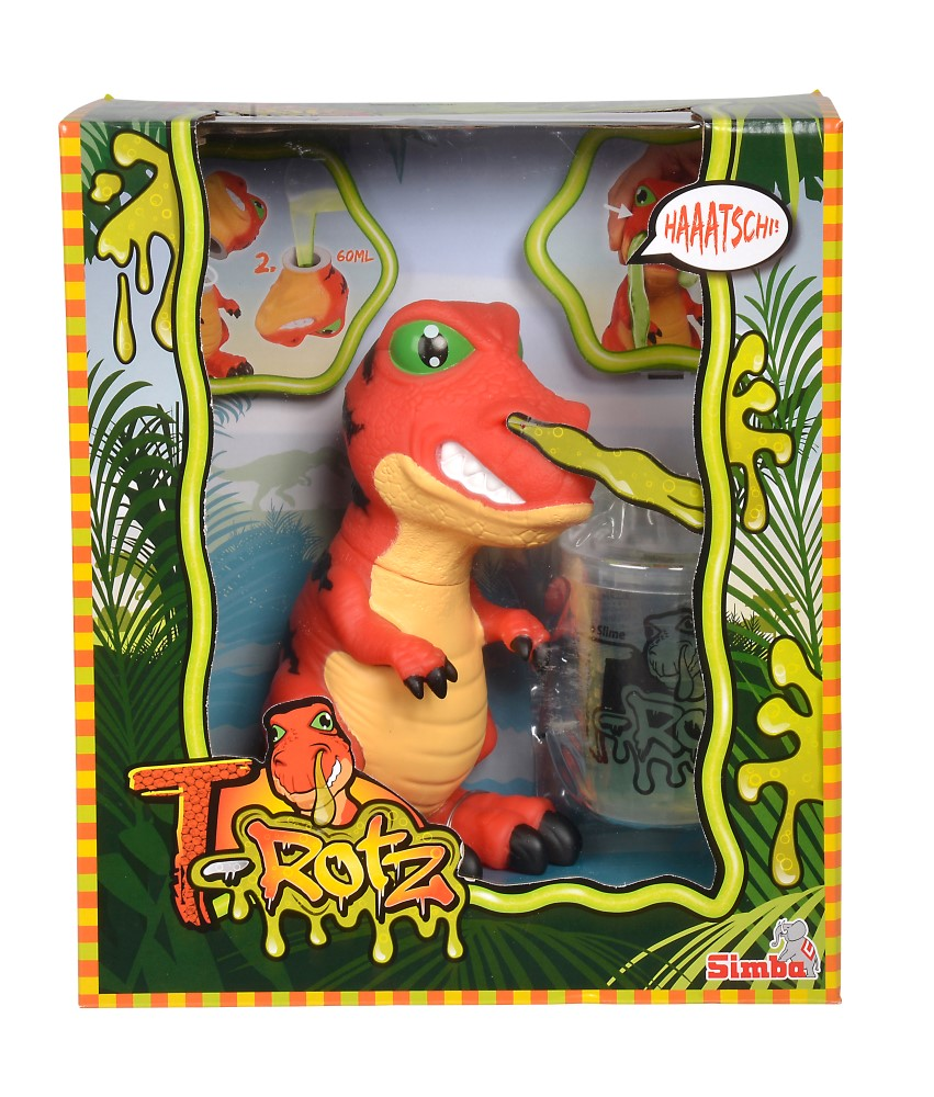 Dinozaurul T Rotz