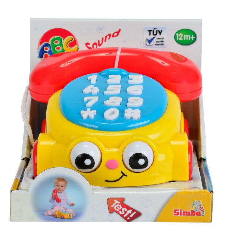 Simba Telefon Bebe 18 Cm