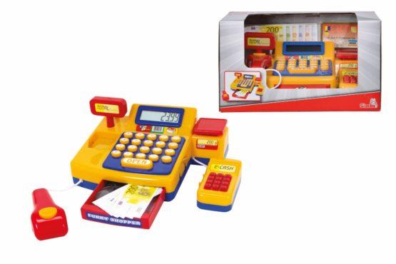 Casa De Marcat Cu Scanner Si Card Reader