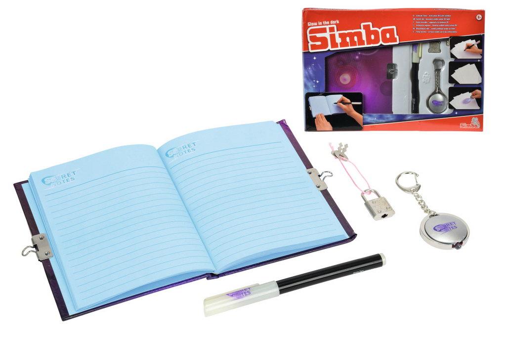 Simba Jurnal Magic Stilou Magic