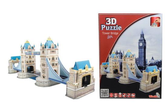 Simba Puzzle 3d Cu 41 Piese London Bridge