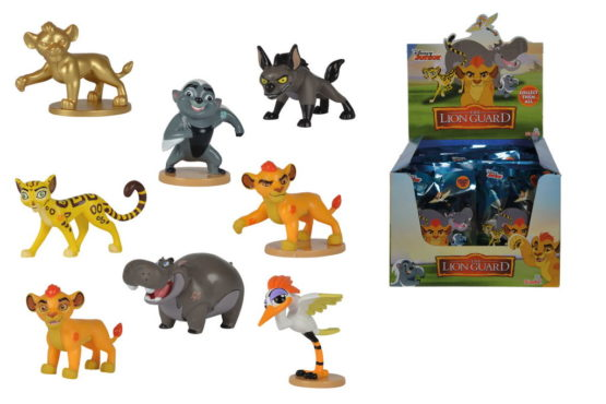 Figurina Lion Guard 7cm Colectibile