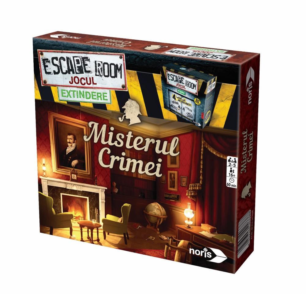 Escape Room Extensie Crima Misterioasa