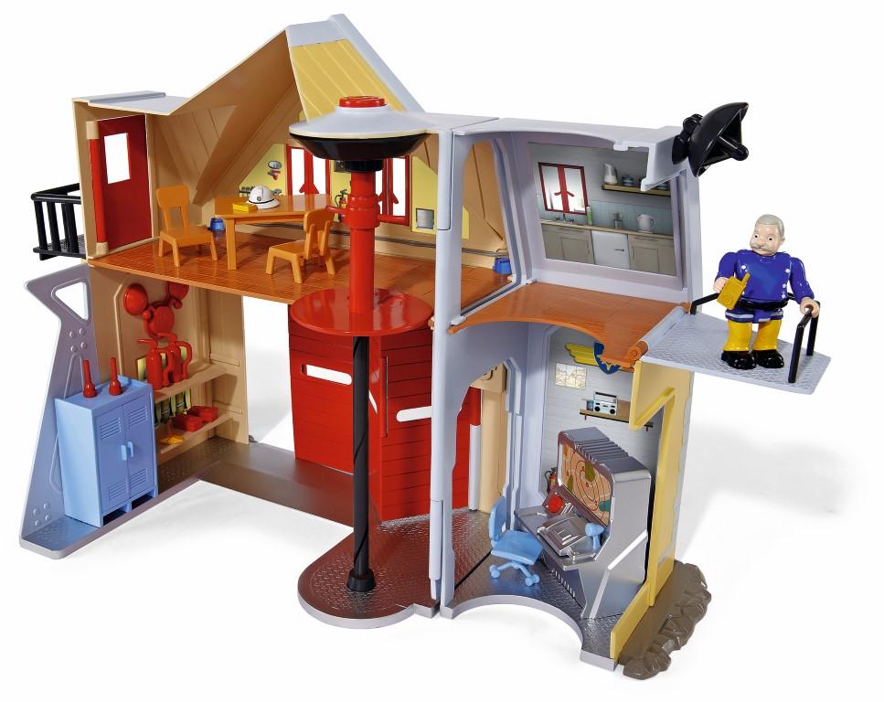Sediul Central Al Pompierului Sam