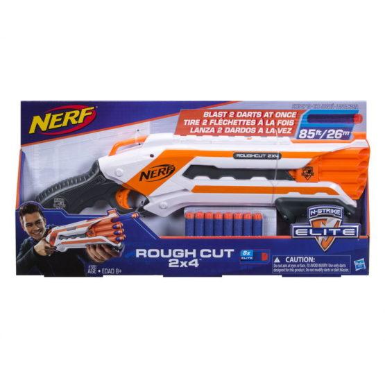 Nerf N Strike Elite Rough Cut